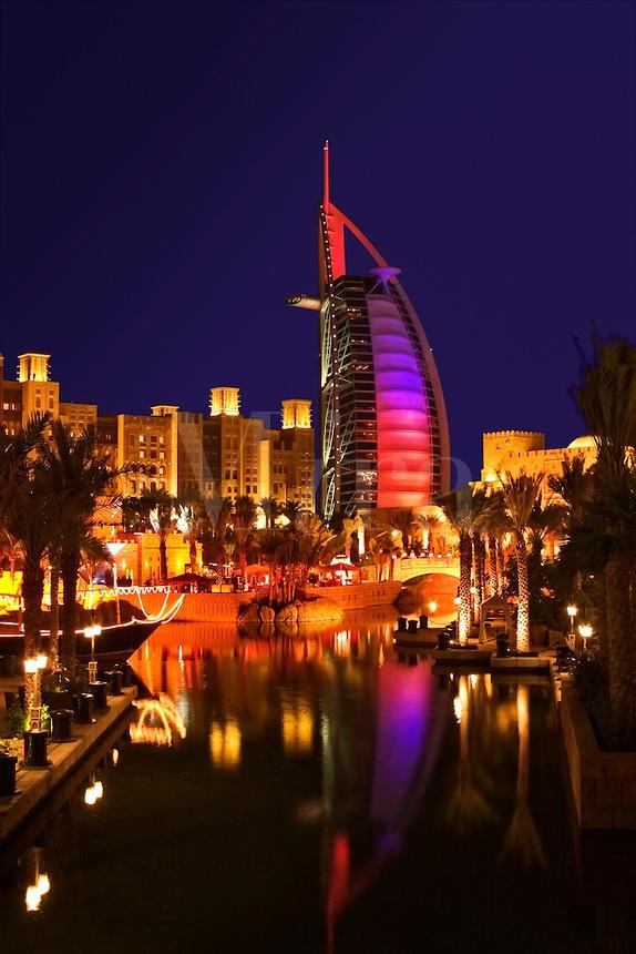 Mina al salam hotel dubai uae for The burg hotel dubai