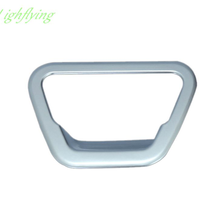 Left Hand Side Driving ABS Matte Interior Glove Hox Handle Cover Trim For Ford Escape Kuga 2013-2017