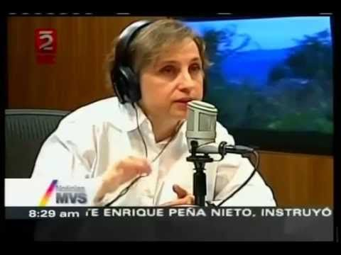 """El Estado mexicano ha demostrado cabalmente su incapacidad"".- Aristegui"