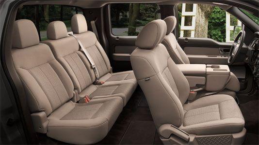 2013 f 150 stx cloth 402040 front seats f 150 pinterest trucks and cloths - 2013 Ford Explorer Cloth Interior