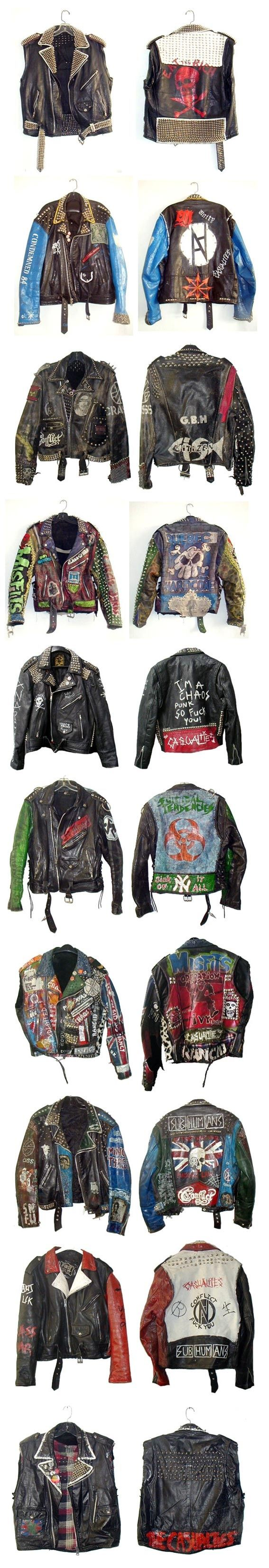 At Eagle Ages We Love Motorcycle Jackets!!!