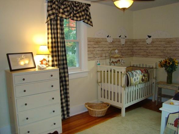 Simple Neutral Boy Nursery