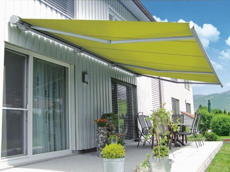 Come pulire una tenda solare dalla muffa?