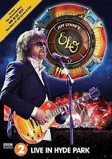 JEFF LYNNE'S ELO LIVE IN HYDE PARK DVD ALL REGIONS NTSC NEW