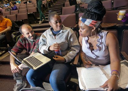 Duke faculty are dumping the traditional lecture and turning to better ways of teaching.