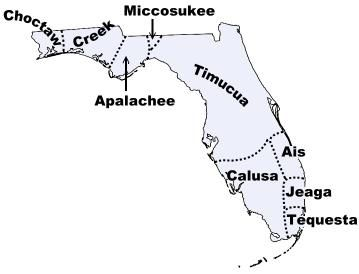 Fantastic website on Florida Native American Tribes