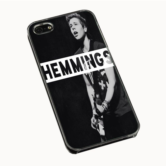 5 Seconds Of Summer 5SOS Hemmings IPhone 4| 4S 5 5S 5C Cases