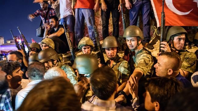 What's Behind Turkish Officers' Attempt to Stage a Coup? Sputnik, Moscow, July 17, 2016, with Jim W. Dean, Veterans Today: