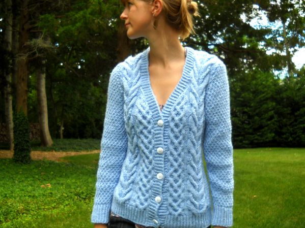 wiseknits: FO Friday: The Modified Beatnik