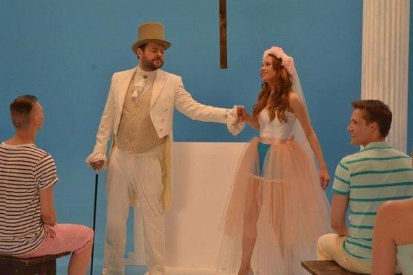 "Slovakia: Playful Kristina rejects amorous advances in ""Ta Ne"""