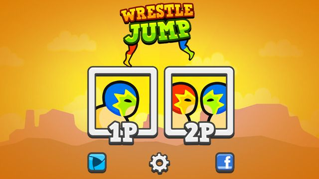 Wrestle Jump Screenshot