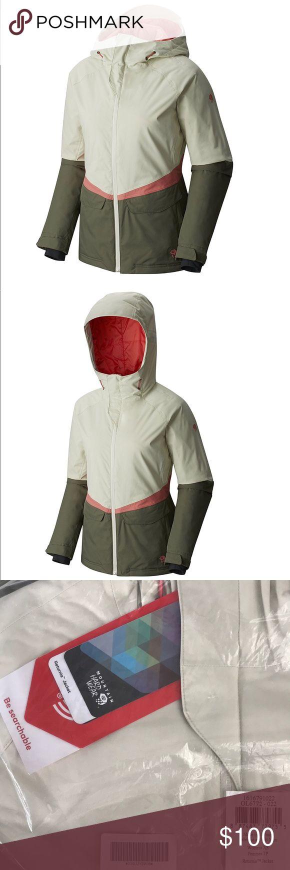 Mountain Hardwear Returnia Jacket Returnia Jacket  Stone Green Mountain Hardwear Jackets & Coats Puffers