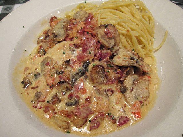Johnny Carino's Chicken Scallopini