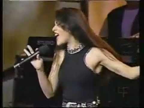 Selena - Como La Flor - Acapulco Festival Concert - YouTube
