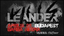 Leander Kills - Lemezbemutató a Barba Negrában