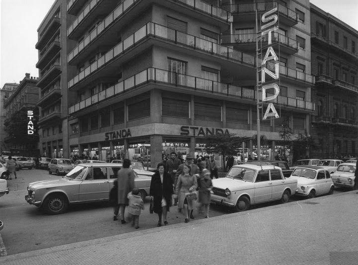 anni 70- E quando ci portavano alla Standa, ci sembrava di andare nel paese dei balocchi.