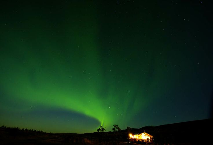 Aurora Boreale a fine agosto!!!