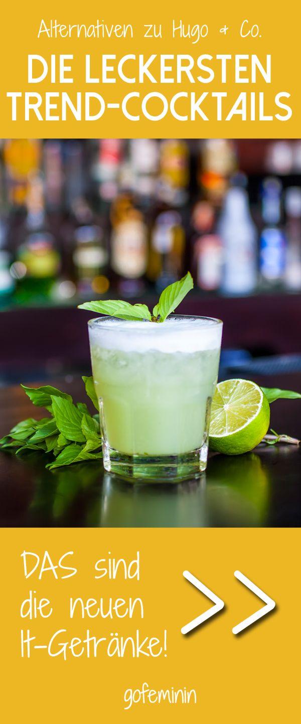 Diese Sommer-Drinks sind einfach suuuuper lecker!
