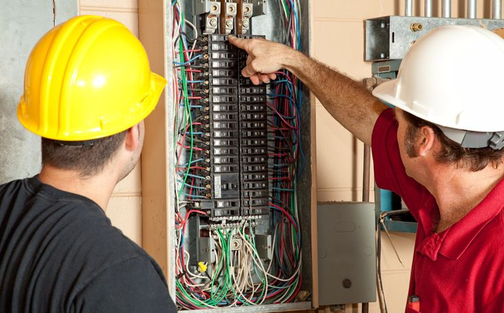 Our specialists at Advanced Electricians Buckeye offers high-quality electrical panels and installation services to ensure the smooth operation of electrical systems at your home or office. #BuckeyeElectrician #ElectricianBuckeye #ElectricianBuckeyeAZ #BuckeyeElectricians #ElectricianinBuckeye