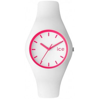 Montre Ice Watch ICE, Montre Blanche Framboise - Femme ICE.CY.CA.U.S.13