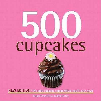 500 Cupcakes #food#cupcakes#candy#book