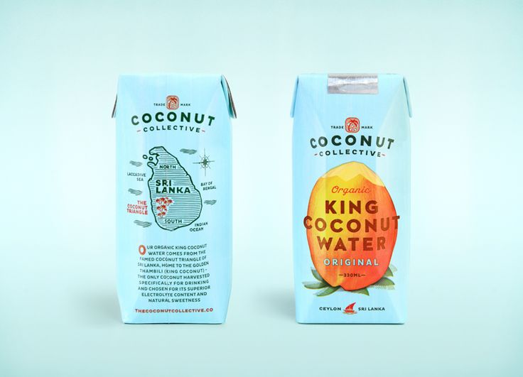 The Coconut Collective designed by Marx Design