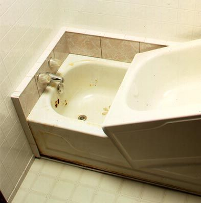 #BathtubInserts   Bathtub Inserts Or Bathtub Liners, Are Installed Directly  Over Existing Tubs Or