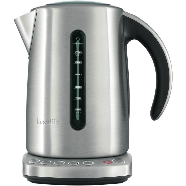 Check out the Breville The Smart Kettle at The Good Guys