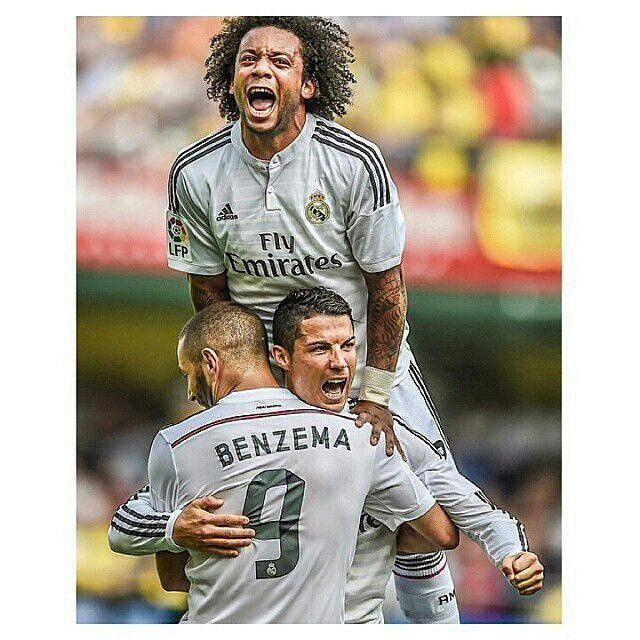 Parabéns Madrid mais dois pontos  @marcelotwelve melhoras meu amor ❤