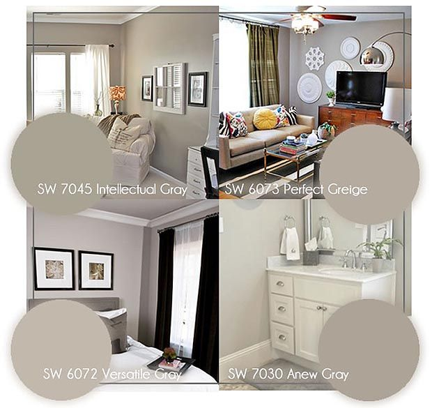 behr greige colors home interior design and ideas on behr paint colors interior id=41434