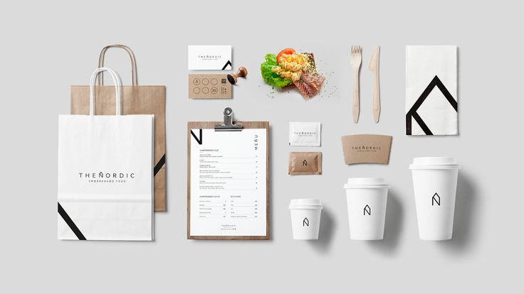 A emporter : The Nordic, le concept chic et gourmet pour un food truck scandinave de Alexandre Pietra - Blog Esprit Design