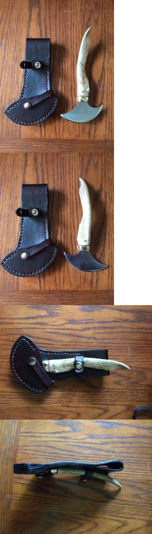 Butchering Knives and Tools 178084: Modified Skinning Ulu W Sheath -> BUY IT NOW ONLY: $55 on eBay!