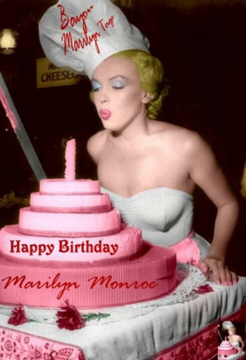 Cake Happy Birthday Norma Jean