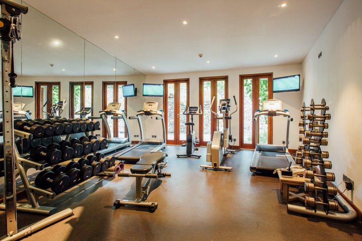 Anapuri Villas gym
