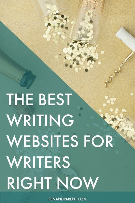 Are you looking for the best writing websites for writers right now? These online writing websites will give you great information on the craft of writing, self-publishing, freelance writing, making money with your writing and more. You have to check them out or save to read later. Click through to get your free ebook on How to Make a Living as a Writer.