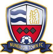 Nuneaton Town FC ,Warwick's, England crest.