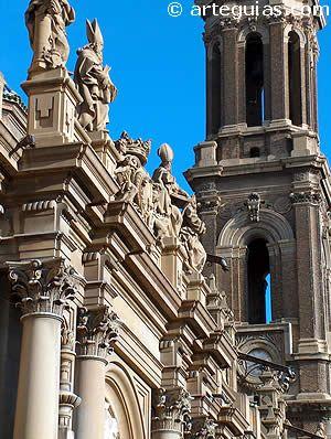 arte barroco arquitectura - Buscar con Google