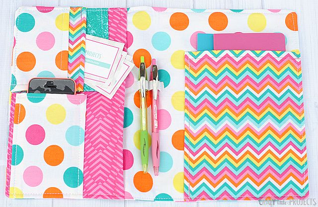 On the Go Organizer Tutorial: Perfect to Carry all the Essentials...