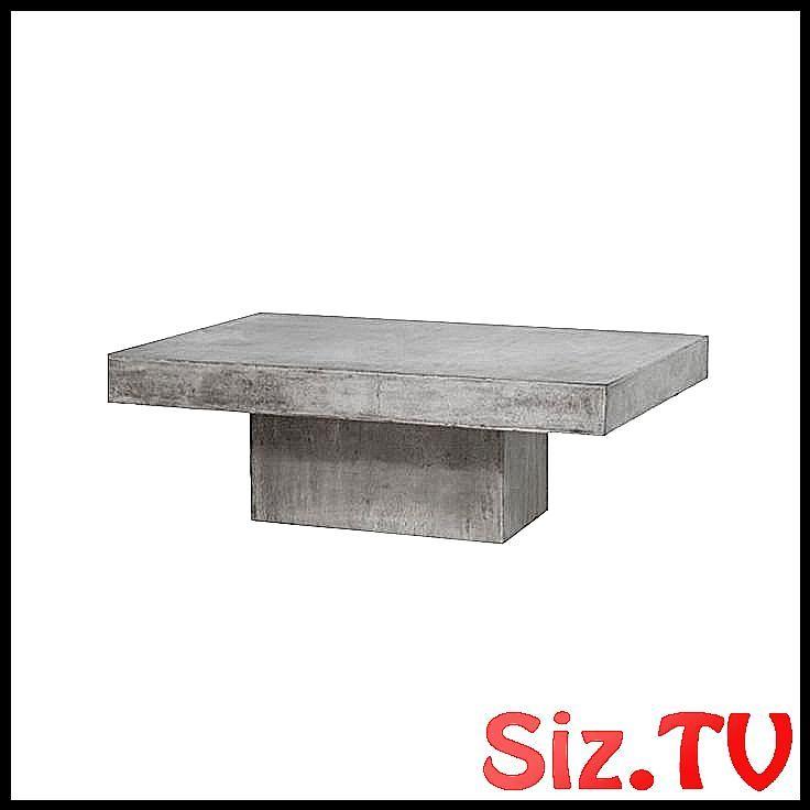 Ryland Table Basse En B Ton 1 2m Ryland Concrete 12m Basse Beton Coffee Concrete Concrete C Interior Decoration Accessories Table Concrete Coffee Table