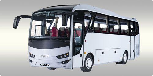 ISUZU Visigo   Turancar CZ spol. s r.o.   prodej autobusů