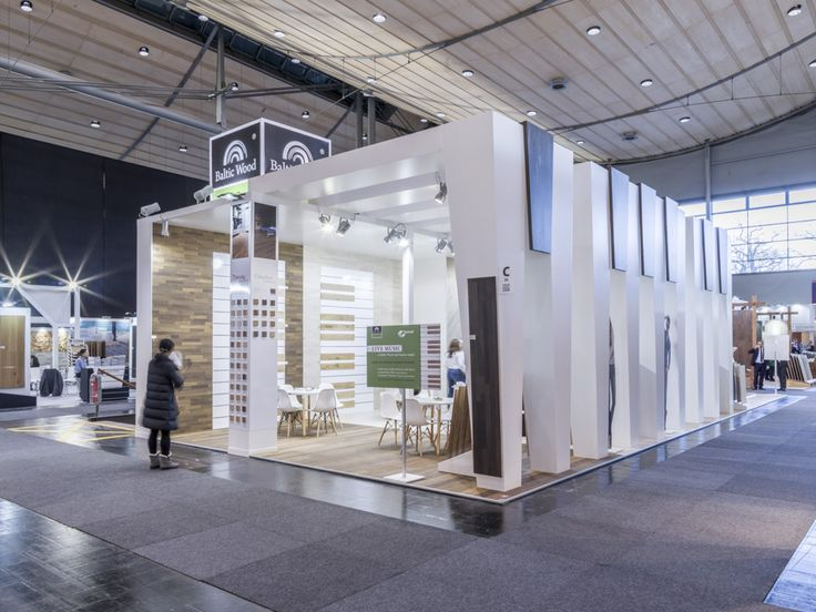 Baltic Wood's stand DOMOTEX 2017