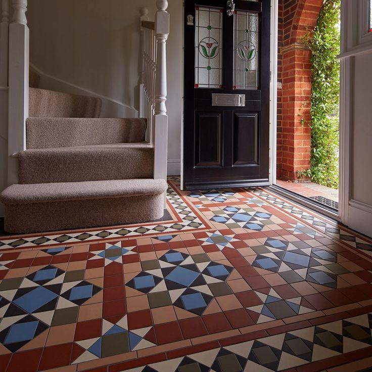 8 besten Tile Bilder auf Pinterest | Eingang, Flur Boden und Fußböden