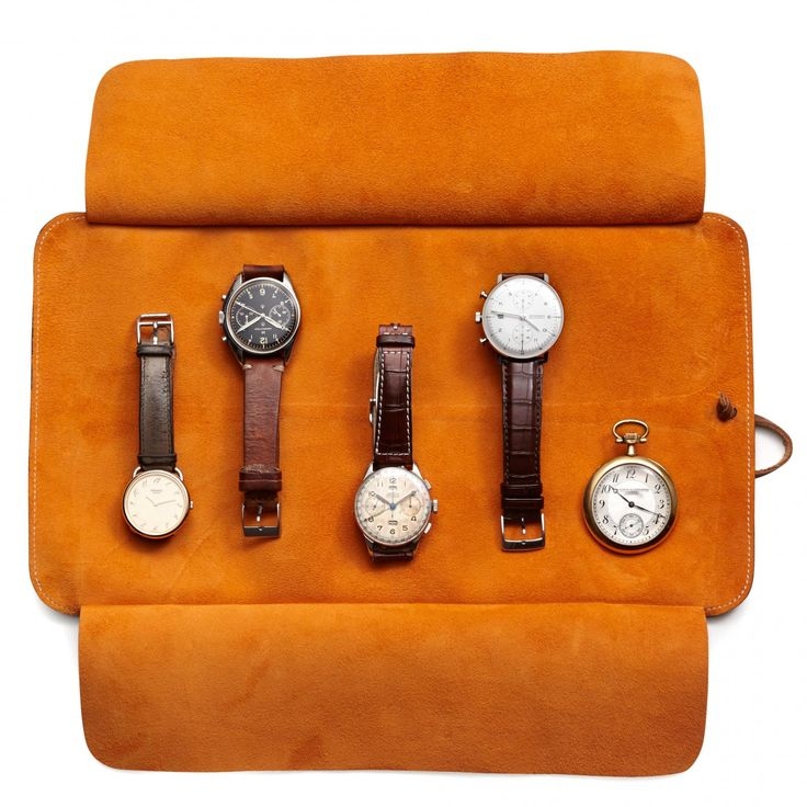 Travelteq watch roll. €150