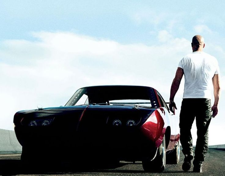 The Dodge Charger is the 900hp muscle car driven by Dom Toretto aka Vin Diesel. It's most notable appearance is in the original 'The Fast & Furious' where he races Brian ending in a spectacular crash finish.  Hit the pic to watch the famous scene!  #spon