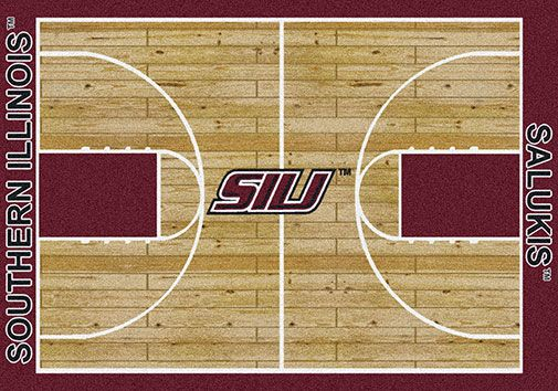 Southern Illinois Court Area Rug- Lots of sizes available!: Favorite Colleges, Colleges Sports, Size Avail, Area Rugs, Sports Area, Court Area, Colleges Logos, Illinois Court, Southern Illinois