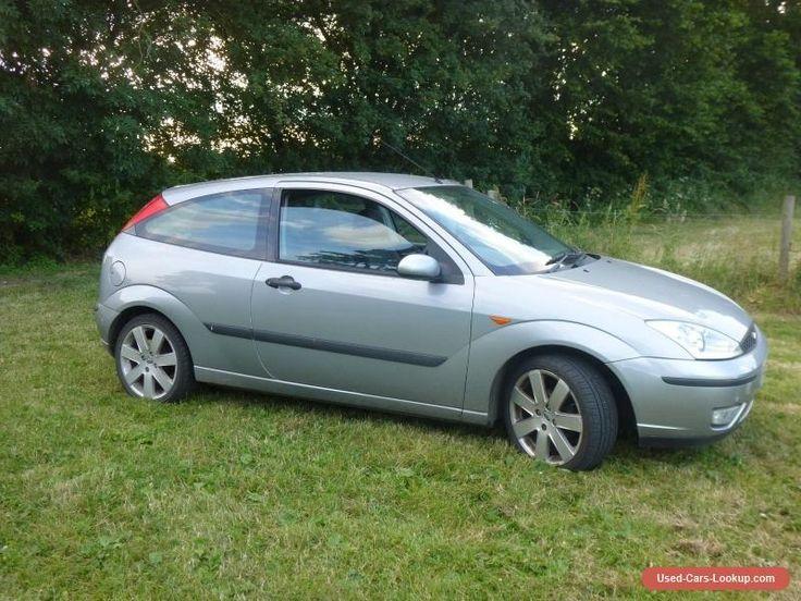 Ford Focus 2003 1.8 MP3 petrol #ford #focus #forsale #unitedkingdom