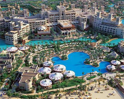 Dubai Beach Hotels