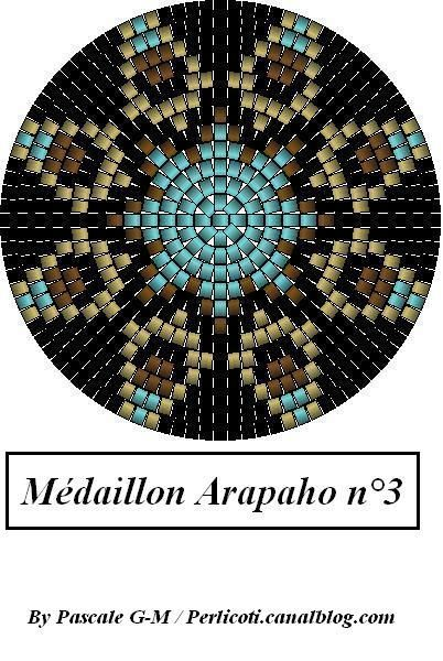 78 Best Images About Beaded Round Mandalas Peyote