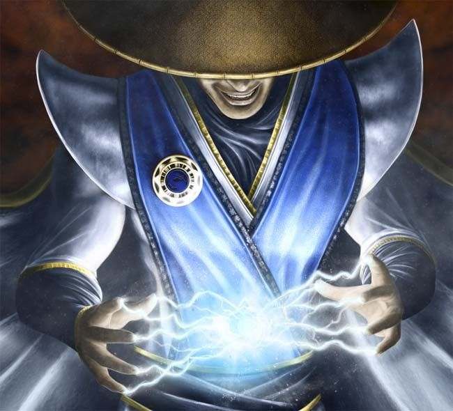 ¿Queréis ver el Fatality de Raiden en Mortal Kombat X? Nueve de cada diez oculistas lo recomiendan
