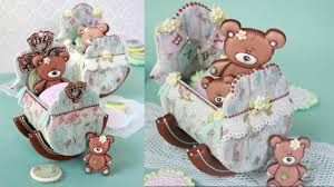 Image result for 3d cookie tea cups